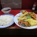 23351230 - 若水定食(950円)