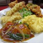 23351236 - 若水定食(950円)