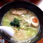 らー麺 武蔵 - 鷄白湯ラーメン