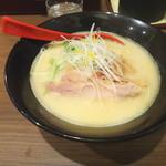 ゆうすけ - 濃厚鶏白湯