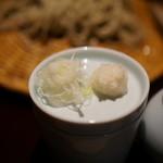 蕎 ふるやま - 薬味
