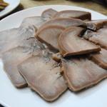 味珍 - 料理写真:豚のタン 700円?