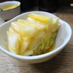 味珍 - 白菜の甘酢