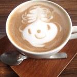 CAFE NICO - カフェラテ(450円)