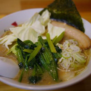 しるし - 料理写真:醤油豚骨~☆