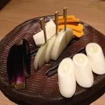 23355018 - ★7 野菜焼き