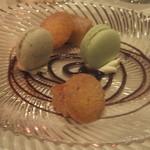 レストランフォレスト - マカロン クッキー
