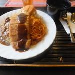 カフェレストラン CHILD BOX - トルコライス