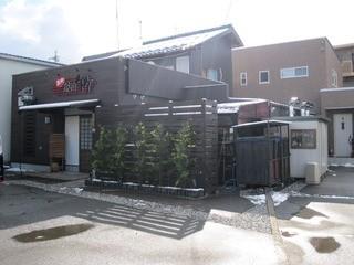 焼肉 竹 - お店(リニューアル後)