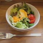 くまもり食堂 - サラダ