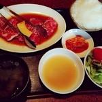 京都焼肉 南大門 - ランチ〜