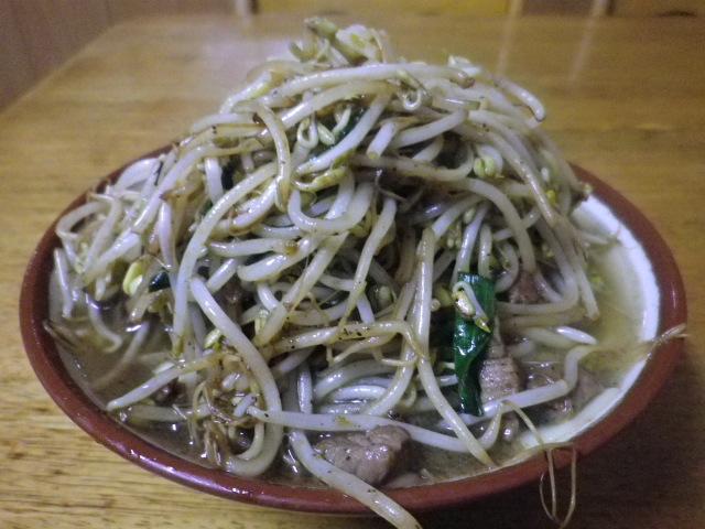 前田食堂 - 牛肉そば\650