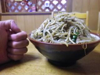 前田食堂 - 盛り