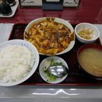 23359148 - 麻婆豆腐定食780円