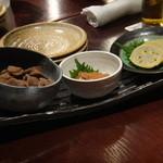 芋蔵 - 九州 肴3種盛り合わせ