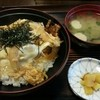 竹葉 - 料理写真:カツ丼