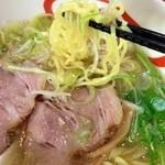 こうじろう - ぷりぷりの麺(^^)