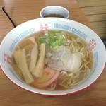 春乃色食堂 - 料理写真:中華そば@430