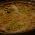 土びん - あんこう鍋