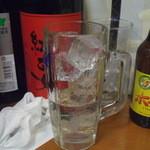 全国珍味・名物 難波酒場 - ホッピー用の焼酎