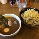 本家 大黒屋本舗 - つけ玉そば(2013.11)