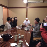 永田町 黒澤 - 高〇恵子さんにお会いしました(^^♪