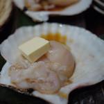 高田屋 - 帆立貝バター焼き~☆
