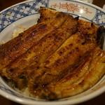 23374850 - うな丼(お吸物・お新香付)上 3,400円
