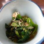 ファミリーレストラン ニューあぶくま - チキンカツの甘酢定食 ¥850