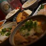 煮込みと惣菜 かん乃 - 盆菜モリ