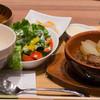 糀 - 料理写真:1)糀ランチ(週替わり:950円)