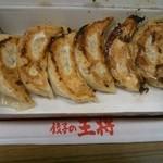 23377445 - 「餃子6個」(210円)
