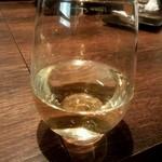 生姜ダイニング JINGER - 白ワインもあります(^O^)