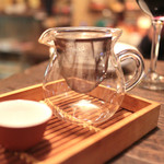 juen - 水蜜桃果茶の茶こしポット' '13 11月下旬
