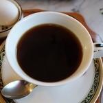 ルフラン - コーヒー単品は420円