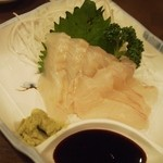 浜浪 - 料理写真:ヒラメ