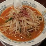 元祖熟成細麺 香来 - 香来麺