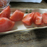 豊田屋 - トマト