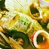Murata pot-au-feu - 料理写真:本日のブイヤベース! 道産の旬の魚介を使用し、スープはそのアラとペルノーという洋酒で香り高く仕上げています!  こちらも当店看板メニューの一つです!