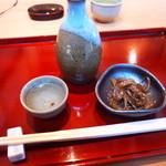 Kyoushokukimura - お酒のセット