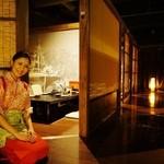 個室×食べ放題 海鮮炉端 産地直送北海道 - 内観写真:プライベートにおすすめの掘り炬燵個室