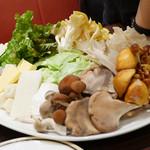 天香回味 - 茸と野菜