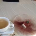 BUONO - コーヒーとテラミス