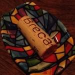 23388547 - ポキートで飲んだワインはブレカ。そのコルク。(13.12)