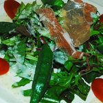 タヴェルナ アルポルト - 料理写真:カプリチョーザ(気まぐれサラダ)