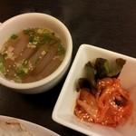 長崎グリル - スープ