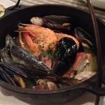 海山レストラン ボーノ! - 魚介のブイヤベース