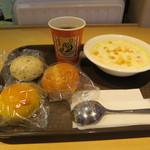 フーフー - スープセットS(600円)