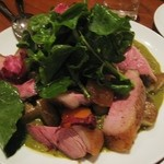 23394050 - 静岡で捕れた猪(3歳オス)もも肉のワラ焼き