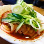 立飲み たきおか - 肉豆腐300円